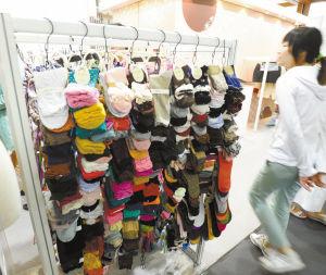 香港袜子很受欢迎