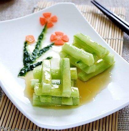 每逢美食胖三斤节后清肠刮美食油菜瓜条_吉林微生活佳节_吉林微生活蜂蜜的渭源图片