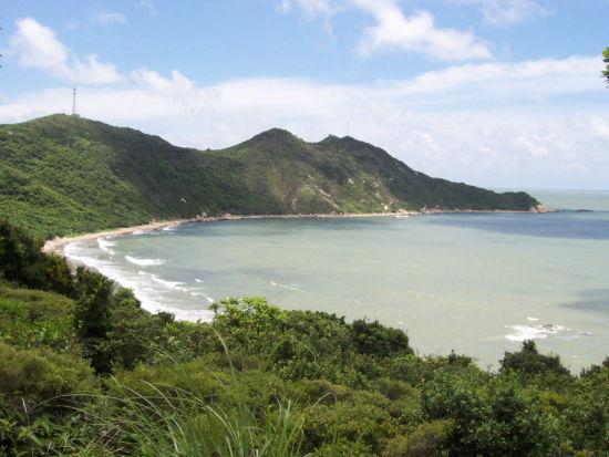 荷包岛是珠海市146个海岛中