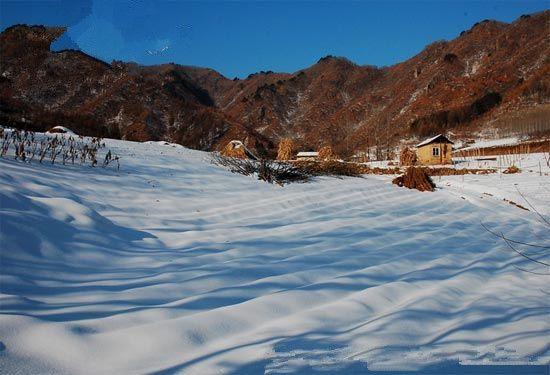 寻访东北雪乡下的高句丽文明(图)