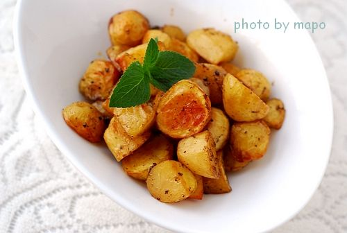 黑椒小土豆