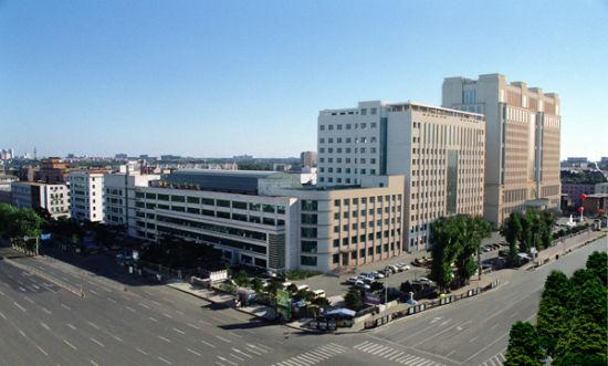 医院中坚 吉林省人民医院