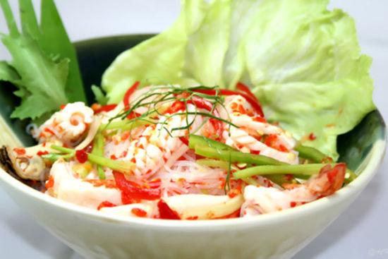 """湿漉漉的挑逗 性感如""""春药""""的东南亚菜"""