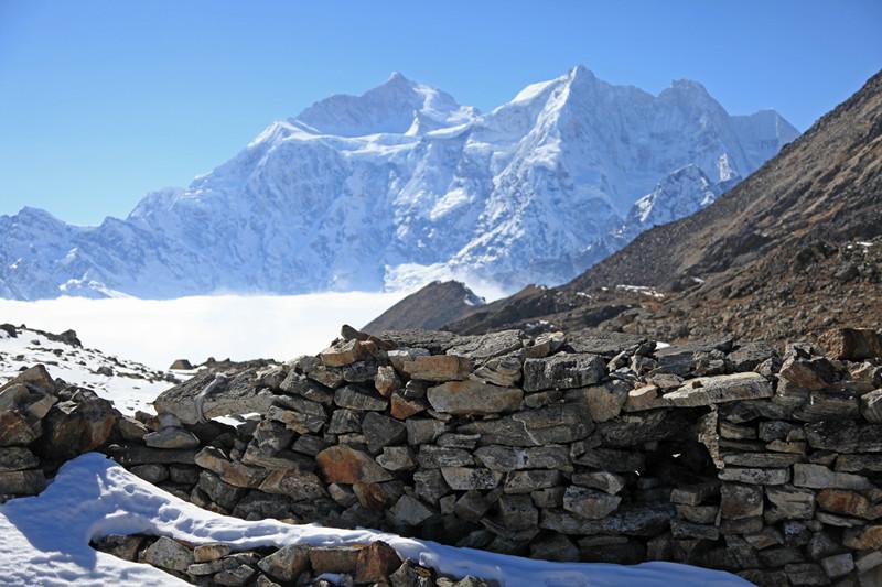 """嘎玛沟  夏古拉山口的""""西藏长城"""""""