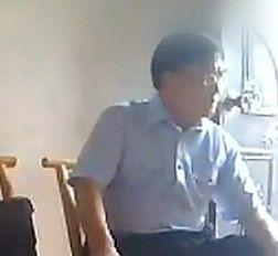 网曝湖南法院庭长索贿视频