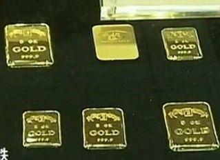 上海投资者抄底金条 金店销量大增400%