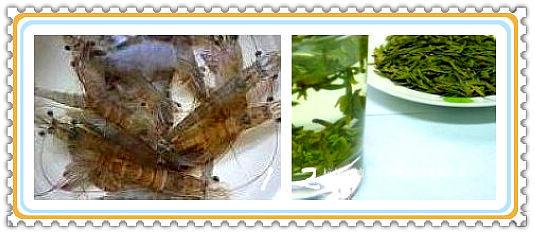 茶香龙井虾做法