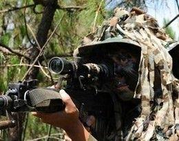 中国军队丛林作战