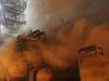 乐山化工厂自燃