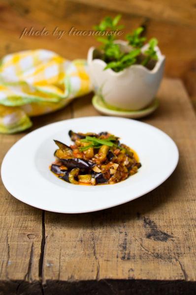 夏季必吃的蔬菜好做法 鱼香茄子
