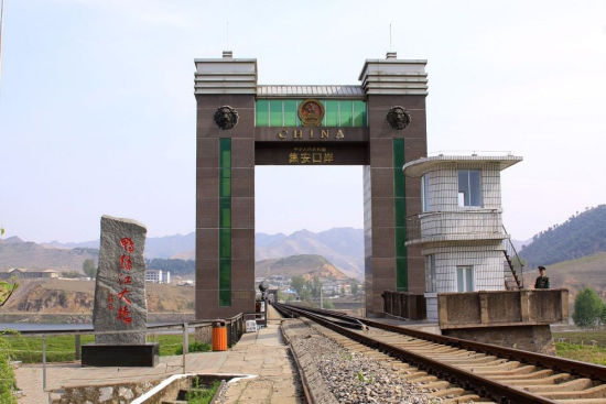 鸭绿江大桥