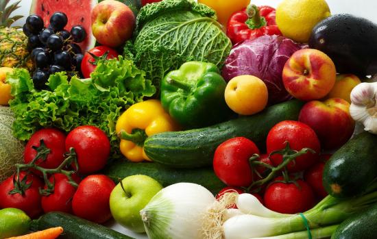 多蔬菜、多鱼,少冷冻、少海鲜