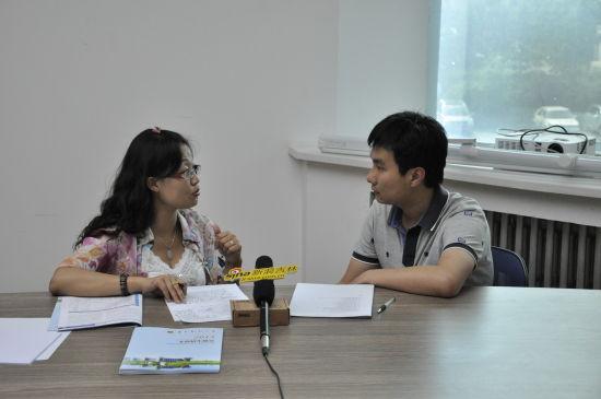 吉林财经大学招生办副主任徐瑞妍谈高考志愿填报