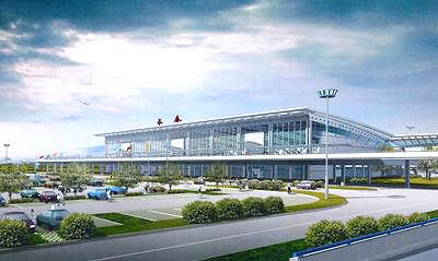 长春龙嘉国际机场(资料图片)
