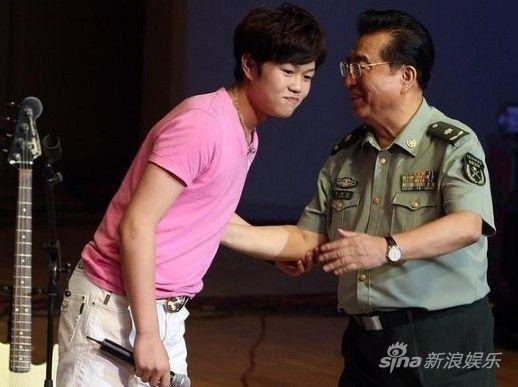 李天一与父亲李双江