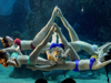 美女海底芭蕾秀