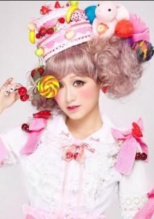 琳琳化身甜点公主