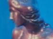 女模赤裸扮美人鱼