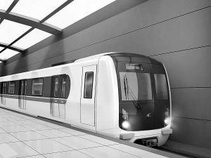 长春地铁首列车预计明年上半年下线