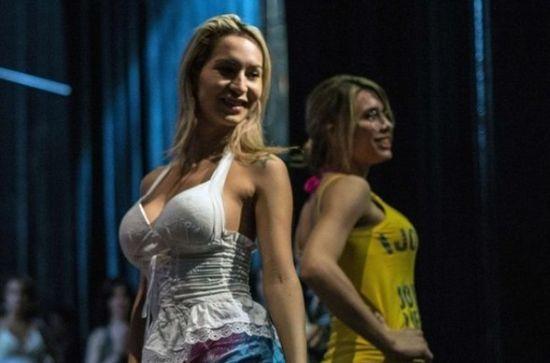 巴西变性人选美赛