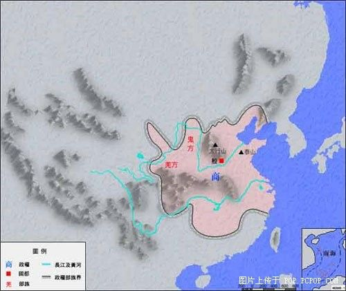 默克尔送1735年中国地图