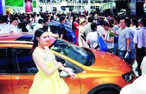 本届汽博会,参展品牌152个,参展车辆1200辆,首发车18辆、新能源车58辆