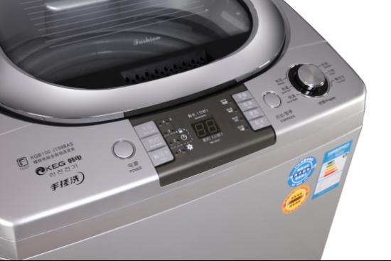 韩电电器 开启洗衣机智能生活新时代