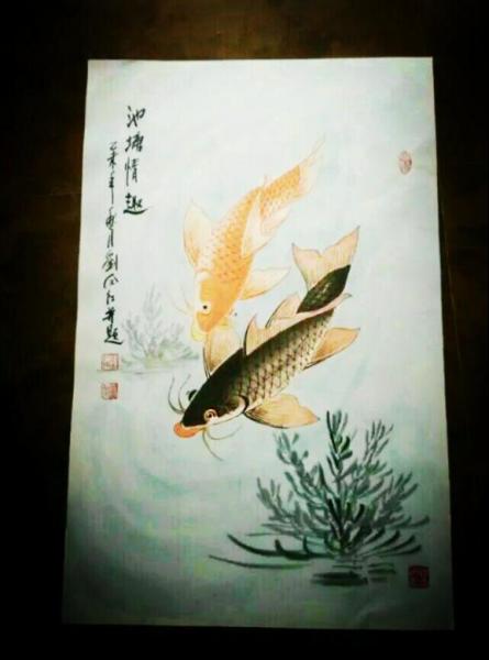 大型画展并入编画册,被中国画家研究院授予《中国当代书画家百杰》图片