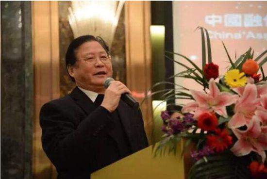 南宁(中国-东盟)商品交易所舒扬董事长致词
