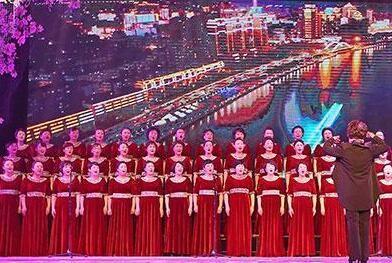 凝聚巾帼情 共筑中国梦
