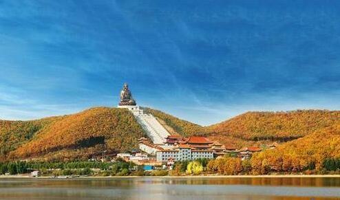 六鼎山连续5年获评 吉林省平安景区 中国吉林网