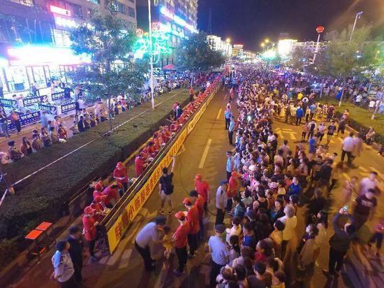 2017珲春东北亚文化旅游美食节开幕汨罗市美食图片